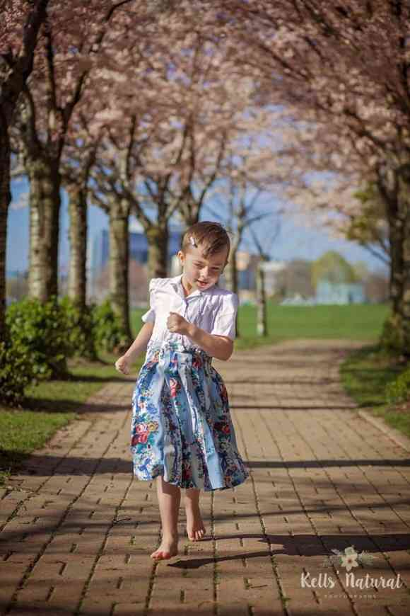 そういうのじゃない。ただドレスが着たいだけ。そんな5歳の男の子の願いを実現させる母親