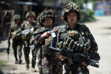 IS系武装勢力が市民を奴隷に、逃げれば射殺 フィリピン 写真8枚 国際ニュース:AFPBB News