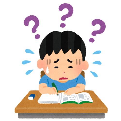 低所得層の家庭の子ども 高所得層に比べ「勉強がわからない」割合が2倍 大阪府調査