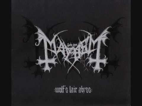 Mayhem - I Am Thy Labyrinth - YouTube