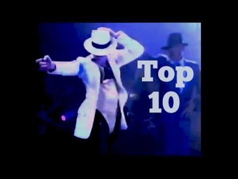 BEST DANCE MOVES - Top 10 / Michael Jackson - YouTube