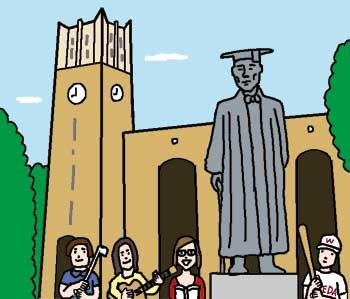生活保護世帯の大学進学支援へ 厚労省方針、来年度に