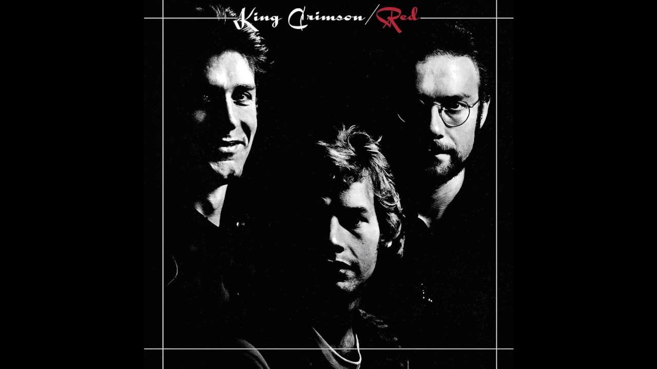 King Crimson - Red (OFFICIAL) - YouTube