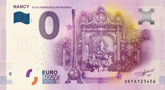 何も買うことはできない「ゼロ」ユーロ紙幣が発行 ドイツ