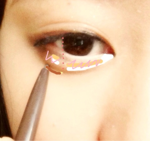 涙袋の作り方♪小田さくら|モーニング娘。'17 天気組オフィシャルブログ Powered by Ameba