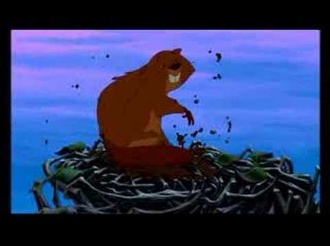 Pocahontas - Just Around The River Bend - YouTube