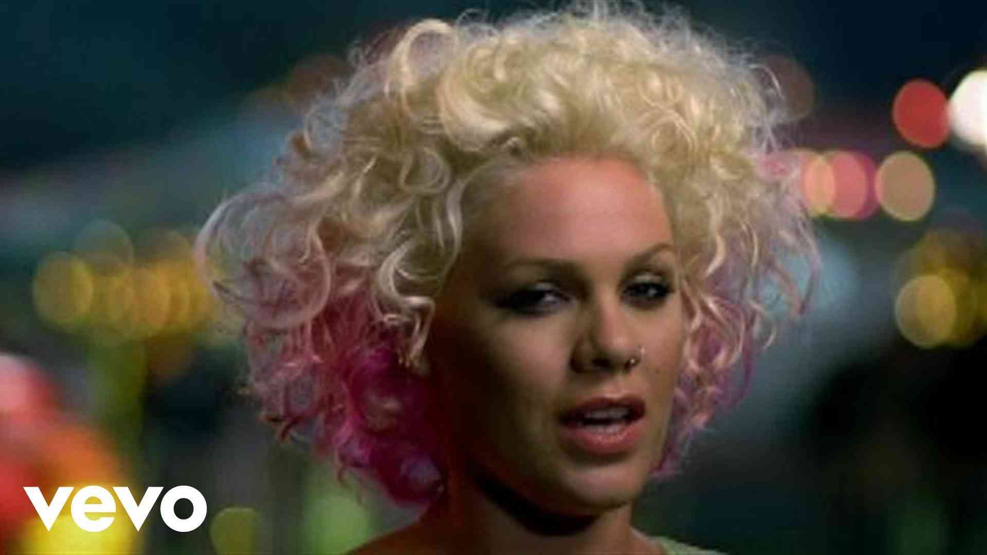 P!nk - Who Knew - YouTube