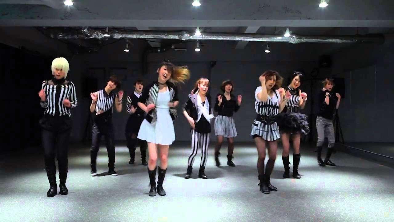 【牛泥棒】被害妄想携帯女子(笑)【踊ってみた】 - YouTube