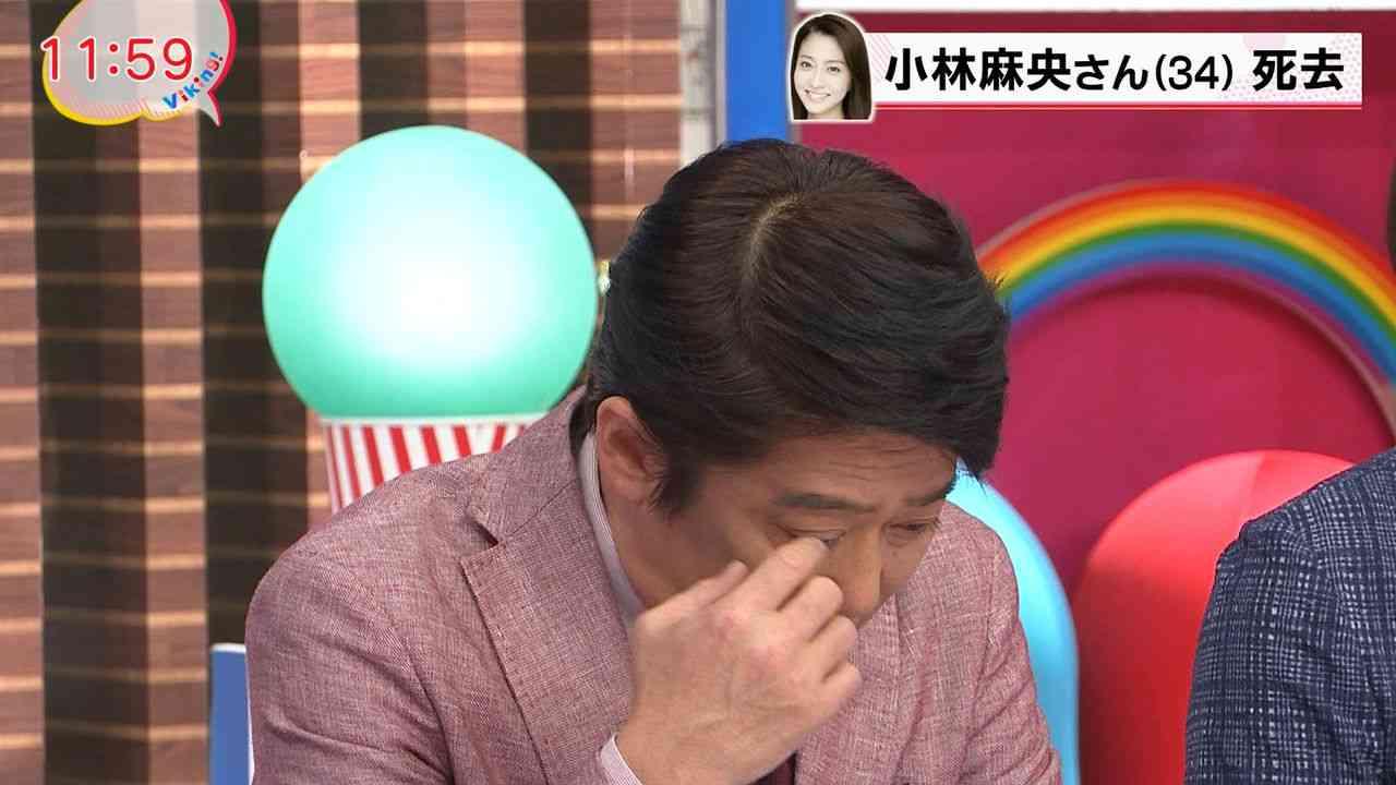 小林麻央さんの訃報を伝える坂上忍の姿に反響「本来あるべきメディアの立ち位置」