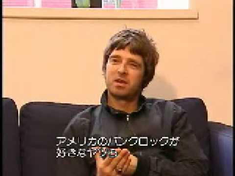 Oasis 好きなもの&嫌いなもの ノエル編 - YouTube