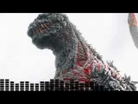 【作業用BGM】シン・ゴジラ ~GodzillaRestarts~【30分】 - YouTube