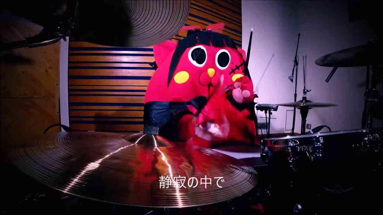 BABYMETAL ~紅月-アカツキ- AKATSUKI~ Drum Cover - YouTube
