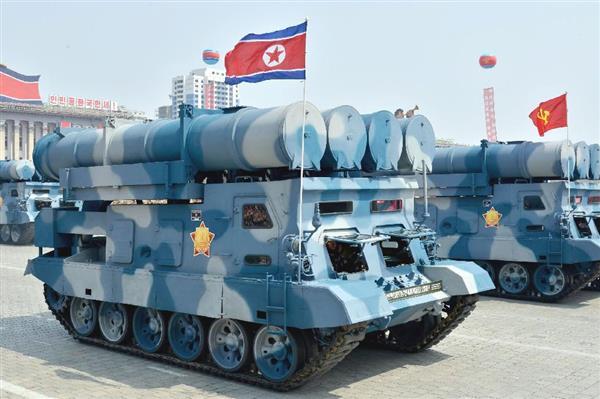 【北ミサイル】北朝鮮、日本海に地対艦ミサイルを数発発射、4週連続の挑発行為 - 産経ニュース