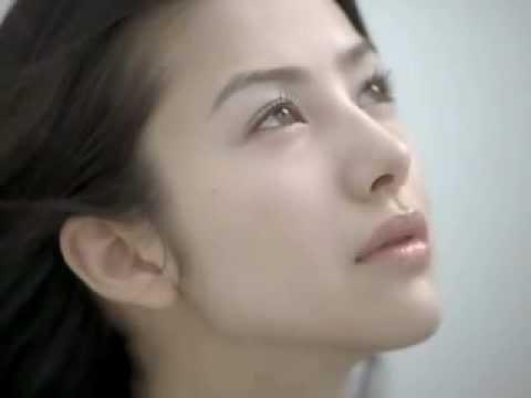 [CM] 高橋マリ子 資生堂 SHISEIDO HAKU 2005 - YouTube