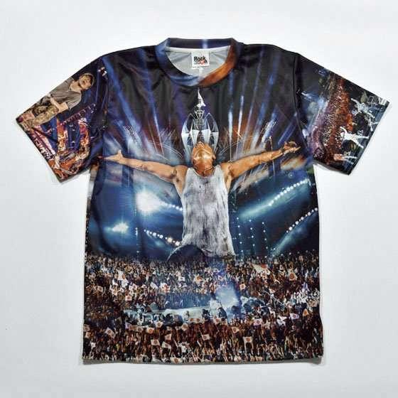一度見たら忘れられない迫力!? 長渕剛ライブTシャツのデザインが突き抜けている!
