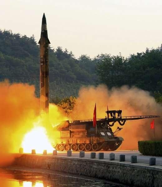 北朝鮮ミサイルの威力…破壊されるのは小学校の体育館1つ分か