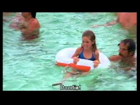"Classic ""Caddy Shack"" doodie in pool- Hilarious! - YouTube"