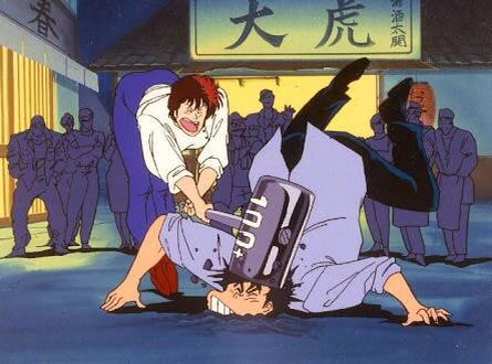 ちょ、やりすぎ!理不尽すぎるアニメの暴力女子キャラランキング