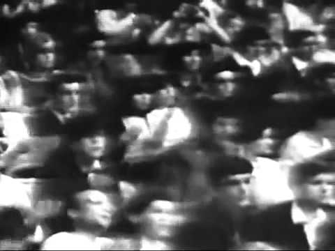 The Beatles - A Hard Day's Night (Live In Paris 1965) - YouTube