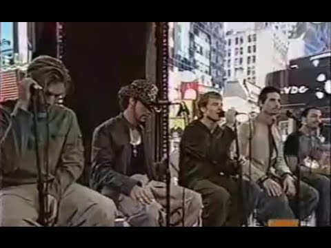 Backstreet Boys · I Want It That Way Live 1999 - YouTube
