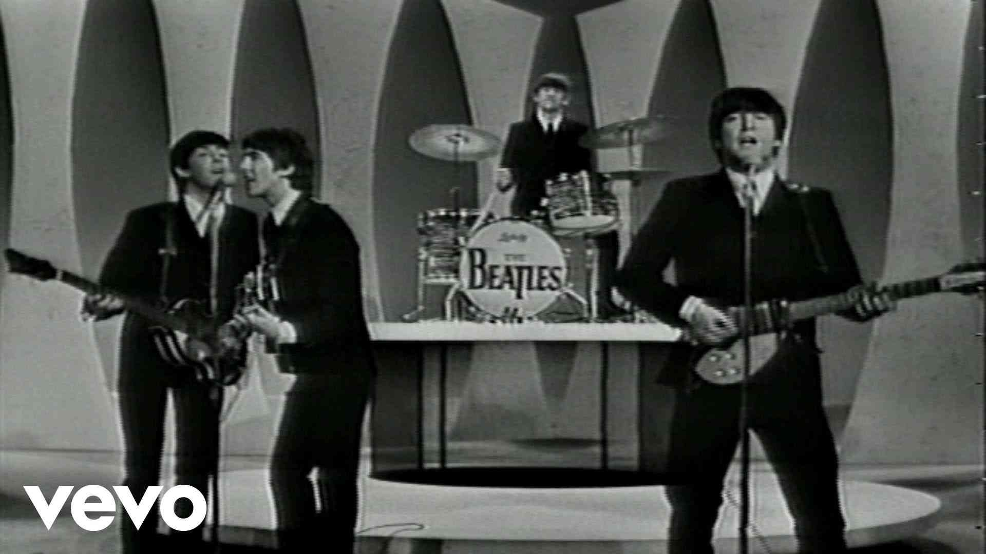 The Beatles - Twist & Shout - Performed Live On The Ed Sullivan Show 2/23/64 - YouTube