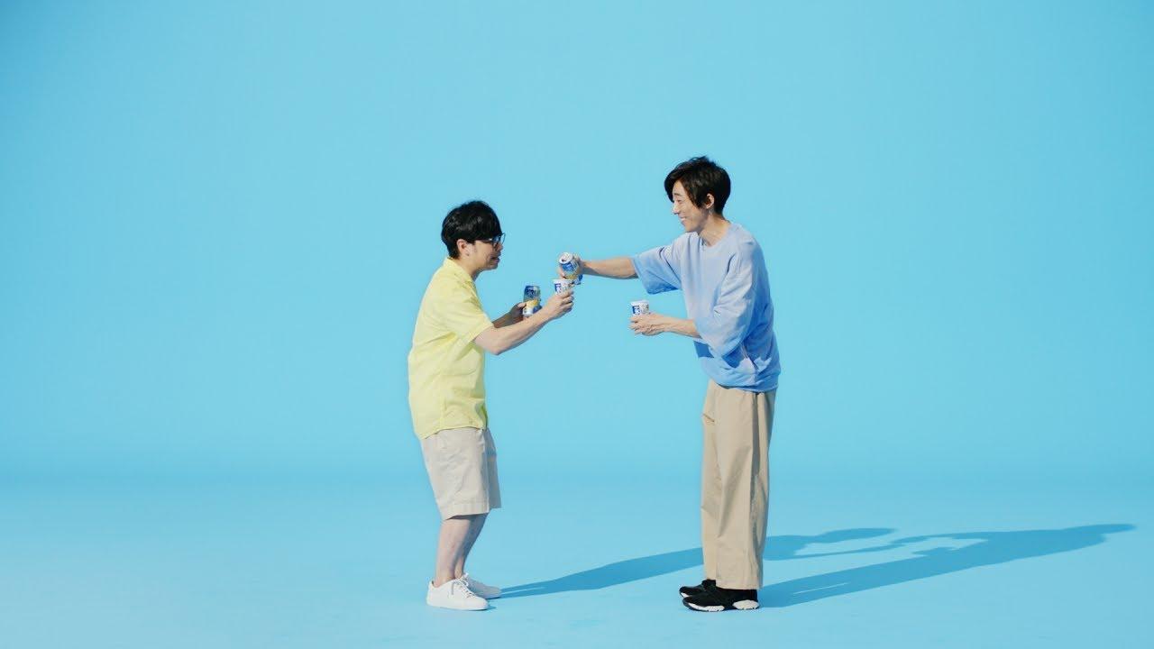 氷結® ICEBOX「 あたらしくいこう 2017」 高橋一生×浜野謙太篇 30秒 - YouTube