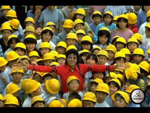 マイケル・ジャクソンの「日本語」を集めてみた。 - YouTube