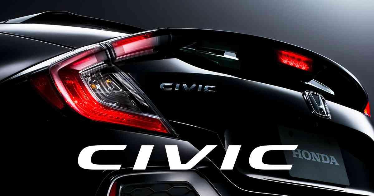 New シビック 先行情報サイト|シビック|Honda
