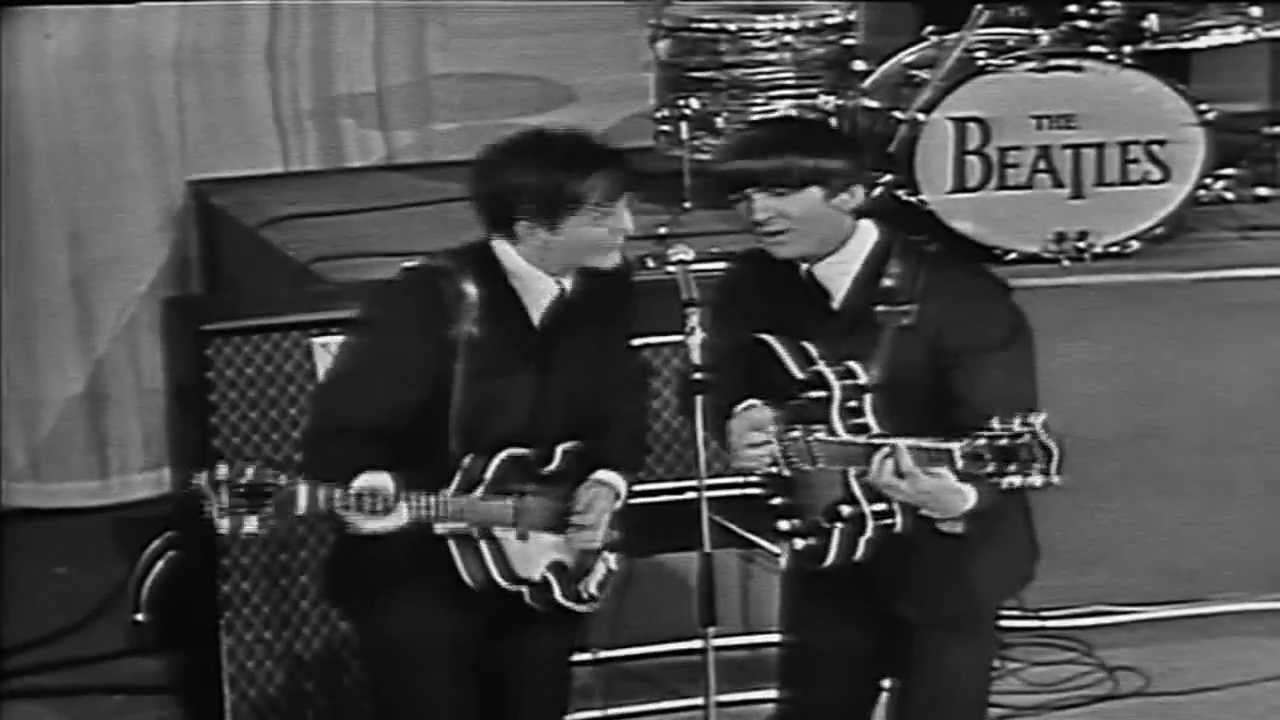 Twist and Shout (At Royal Variety Performance) - The Beatles - YouTube