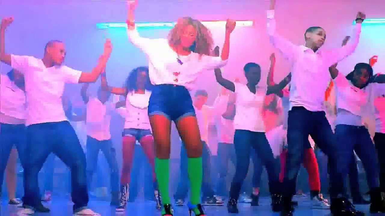 Beyoncé - Move Your Body  ( OFFICIAL VIDEO! ) - YouTube