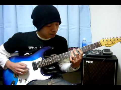 ギターレッスン【左手を10倍器用にする練習方法】 - YouTube