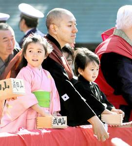 ABKAIに長女&長男出演 市川海老蔵「おそらく何回かでます」