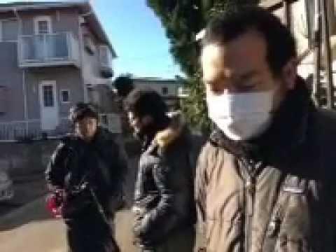 アルジェリア邦人拘束事件 メディア・スクラムを逆取材 - YouTube