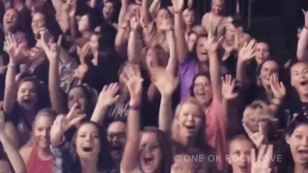 海を渡っても人気が冷めないのが凄い!!part2【海外人気丸わかり!】【ONE OK ROCK】 - YouTube