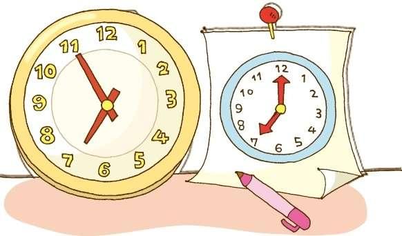 「はやく」と言わず子どもを動かす魔法の時計