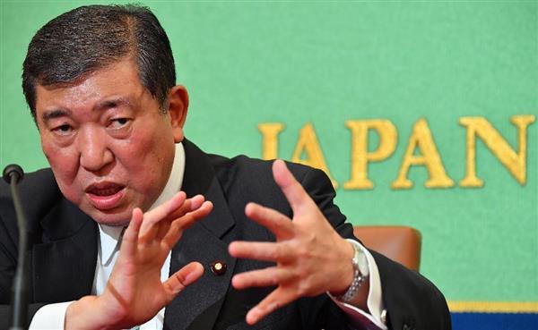 【「慰安婦」日韓合意】韓国紙、自民・石破茂氏が「納得得るまで日本は謝罪を」と述べたと報道 本人は「謝罪」否定 - 産経ニュース