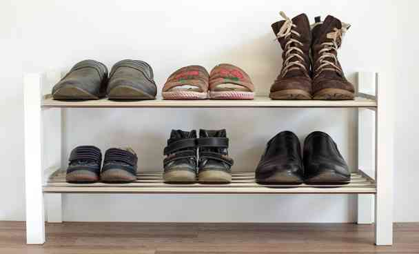 靴と鞄、いくつ持っていますか??