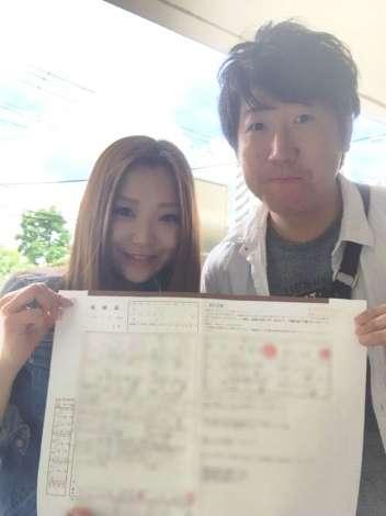 クールポコ。せんちゃん、3歳下一般女性と結婚 交際3年記念日に婚姻届を提出   ORICON NEWS