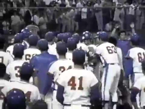 坂東英二 - 燃えよドラゴンズ!(1974) - YouTube