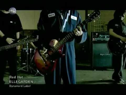 ELLEGARDEN - Red Hot [PV] - YouTube
