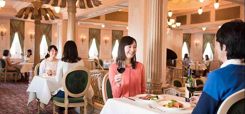 ディズニーリゾートのおすすめレストラン!