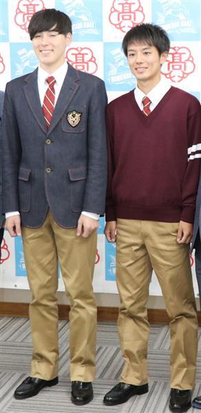 ジーンズ発祥の地の岡山・関西高校でデニム制服 ブレザー型、丸洗いOKの色落ちしない生地 - 産経WEST