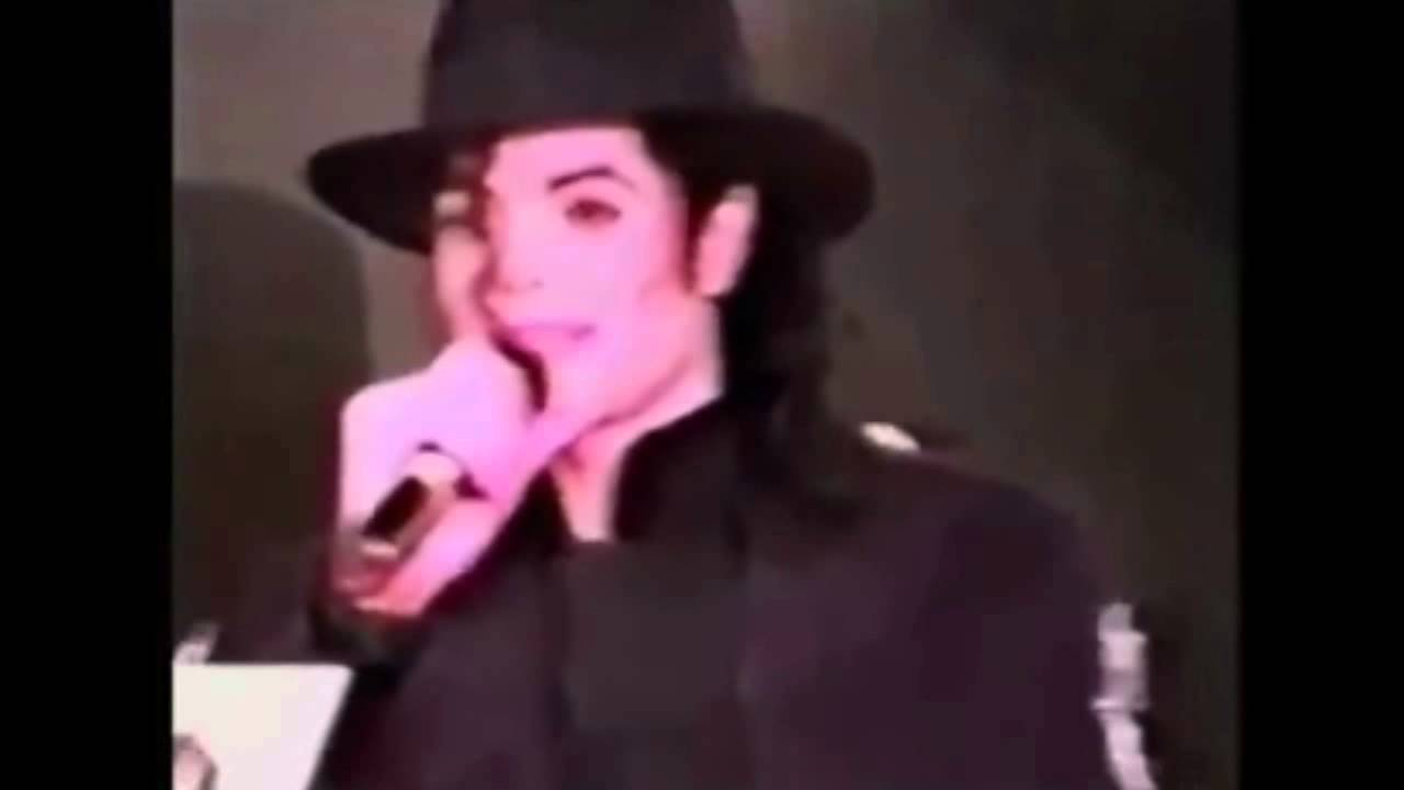 Michael's voice - Some more of the sweetest clips (HIStory era) - YouTube