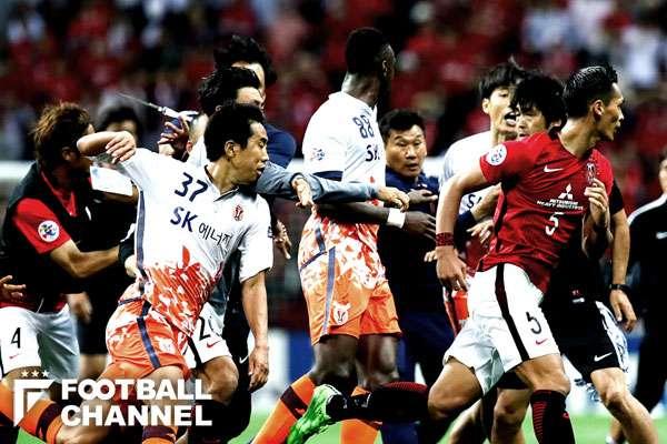 済州監督、乱闘騒ぎは浦和の挑発も一因と主張。「勝者のマナーも必要」  |  フットボールチャンネル | ワンランク上のサッカーサイト