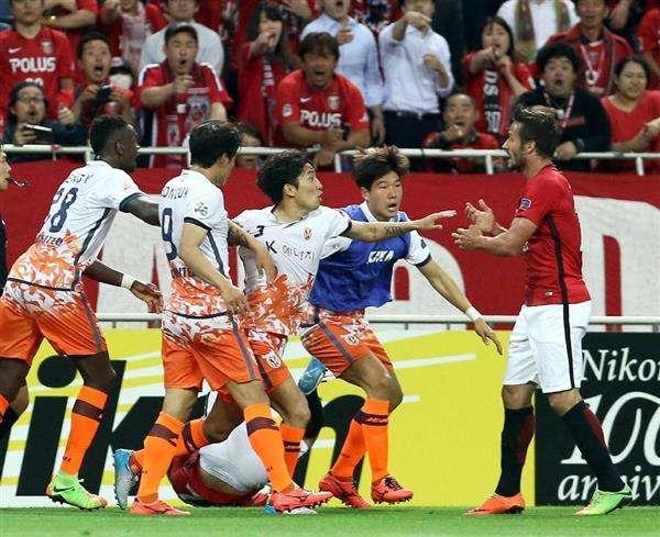 【サッカー】ACL浦和戦の乱闘で済州選手を出場停止6カ月 浦和にも2万ドルの罰金 AFCが処分発表 - 産経ニュース