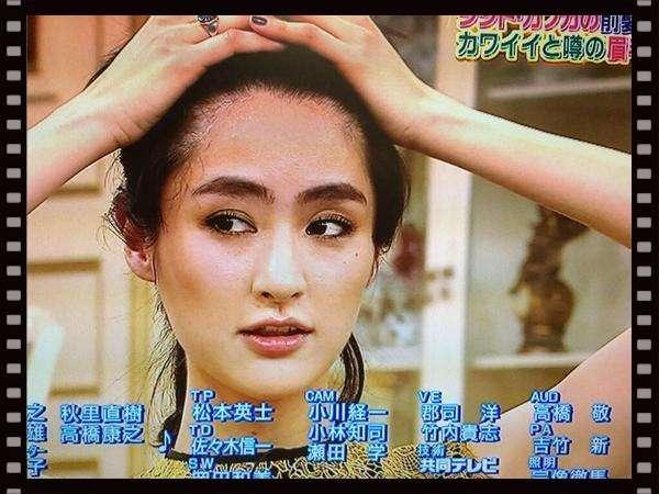 あえてのボサ眉・夏目三久が2位「可愛いのに眉毛ヘン!」な女性有名人1位は