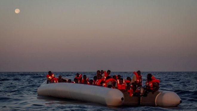 【移民危機】イタリア、受け入れ中止検討「飽和状態」