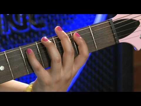 「一緒に弾ける!ロック・ギター超入門」新感覚!ジャムれる教則DVD - YouTube