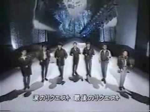 1984 チェッカーズ  涙のリクエスト アカペラ - YouTube