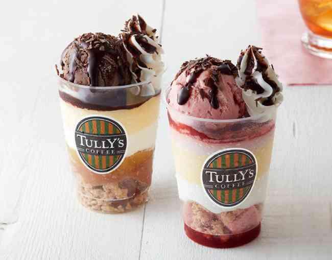こんなの初めて! 7層のパフェが【タリーズ】から新発売。苺もチョコバナナも両方食べたい!